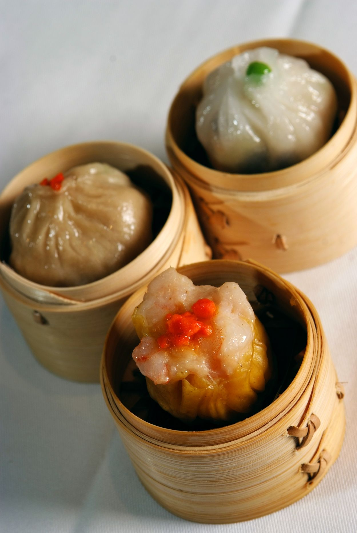 Spicy seafood steamed dumplings asian savory pinterest steamed spicy seafood steamed dumplings forumfinder Image collections