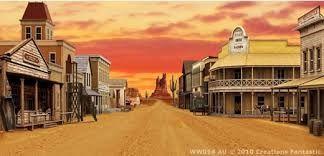 Resultado de imagem para old west