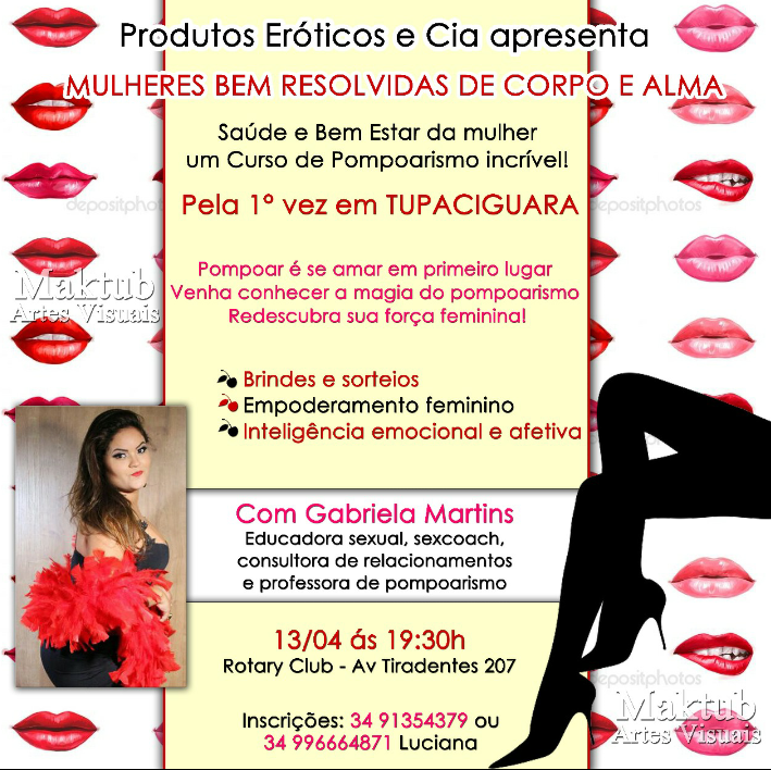 beff1f1ba Gabriela Martins palestrante