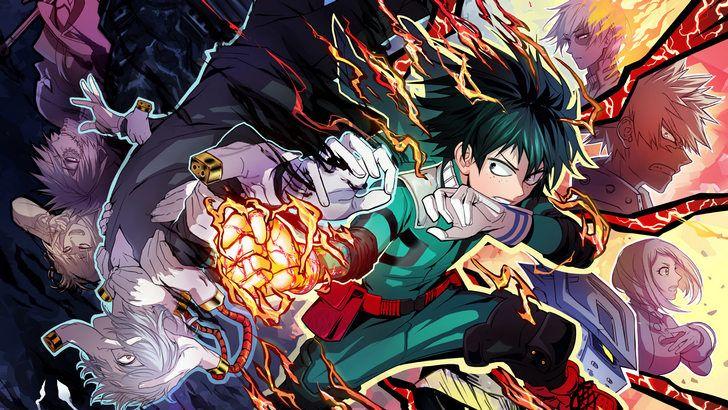 My Hero Academia 4k Wallpapers Top Free My Hero Academia 4k Backgrounds Wallpaperaccess My Hero Academia Shouto My Hero Academia Tsuyu My Hero