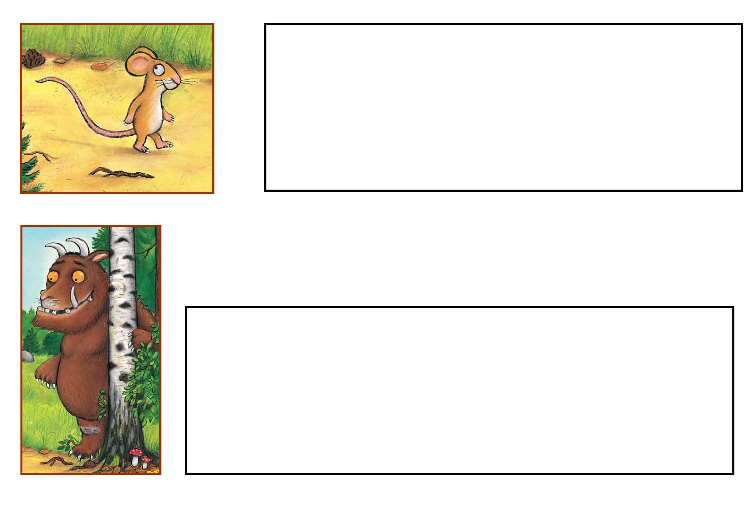 Stempelen De Gruffalo 5 5