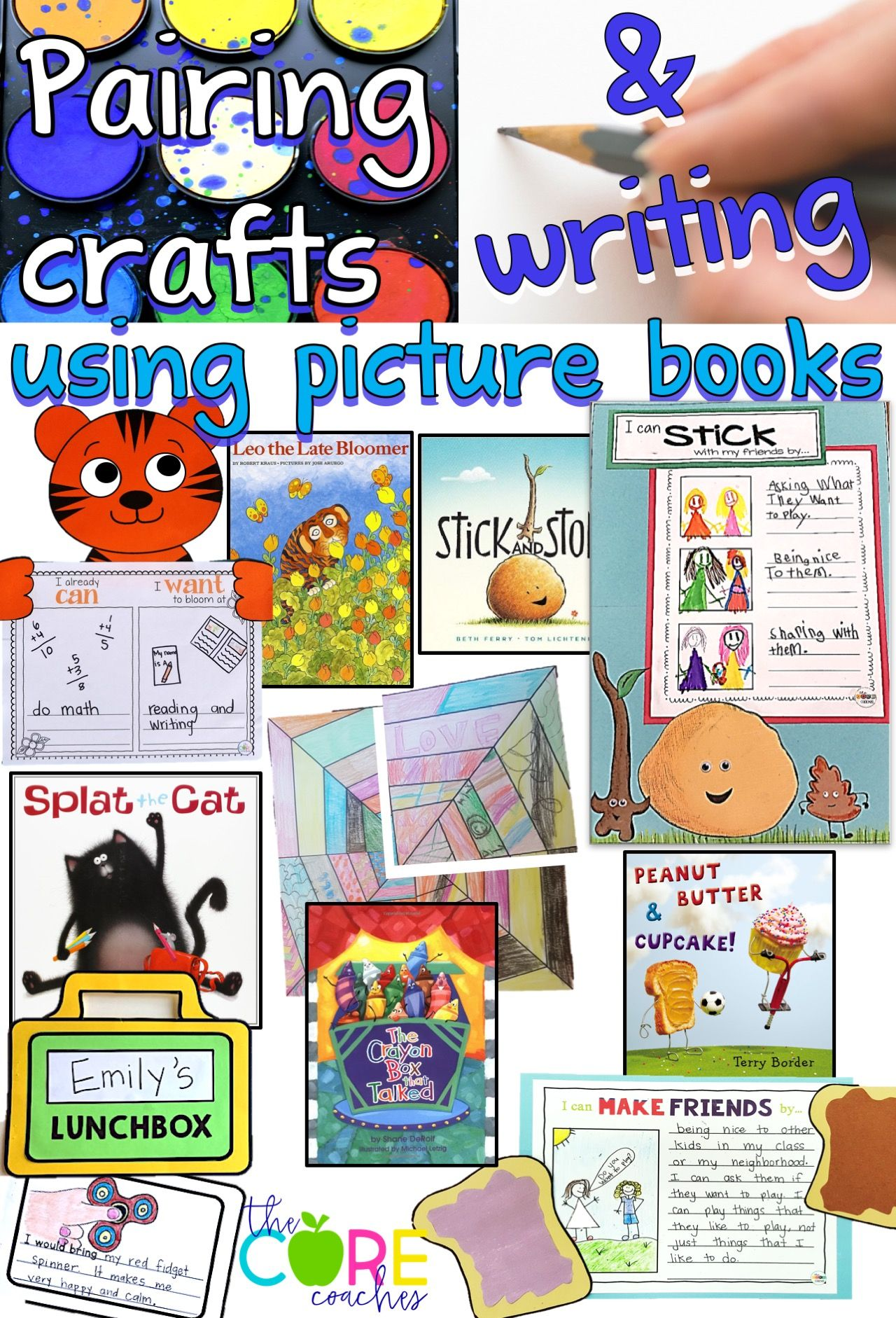 Cute Beginning Of Year Ideas That Pair Together Writing