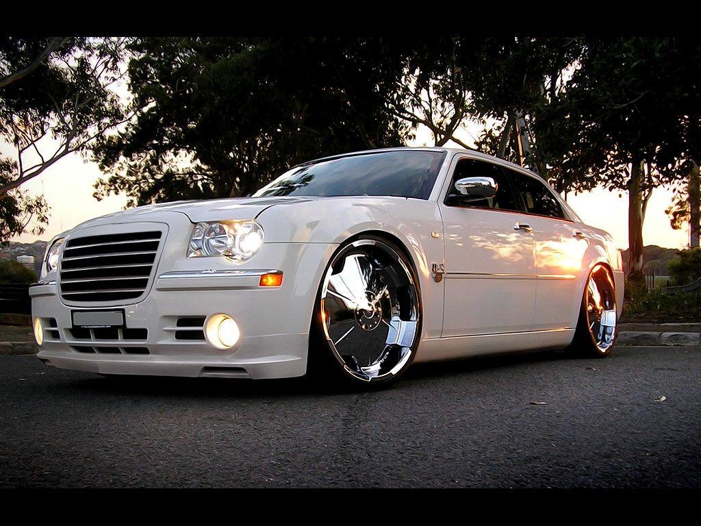 The Xclusive Design Sheffield Chrysler 300 C Body Kit Chrysler