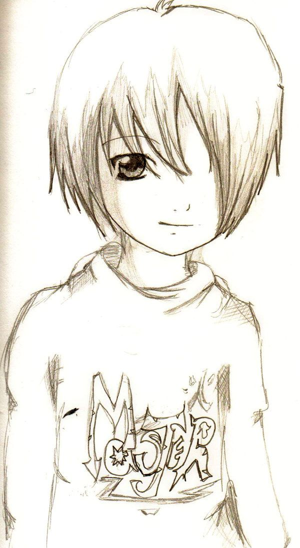 Anime Boy By Woodsofdarkness On Deviantart Anime Anime Boy Manga Drawing