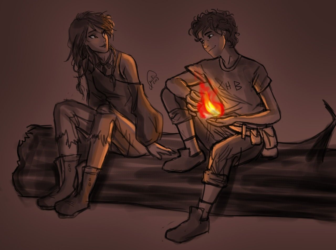 Piper mclean and leo valdez | Percy Jackson and Harry ...