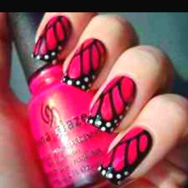 Butterfly wings :-)