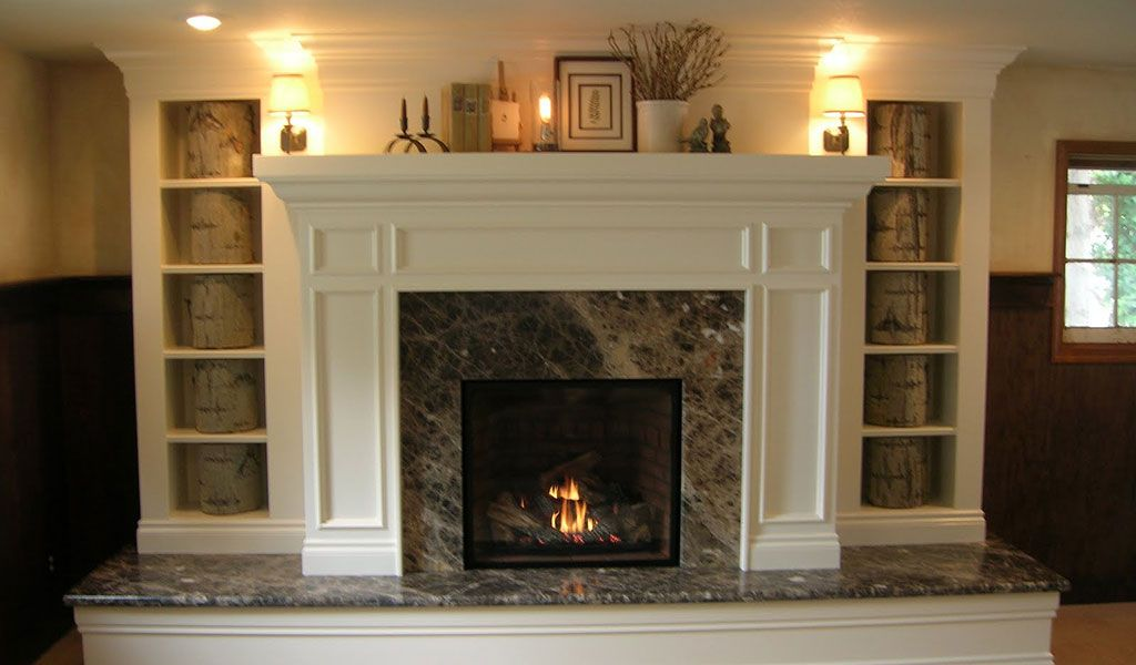 Image Detail For  Jared Rohrer Design: Fireplace Of Dreams