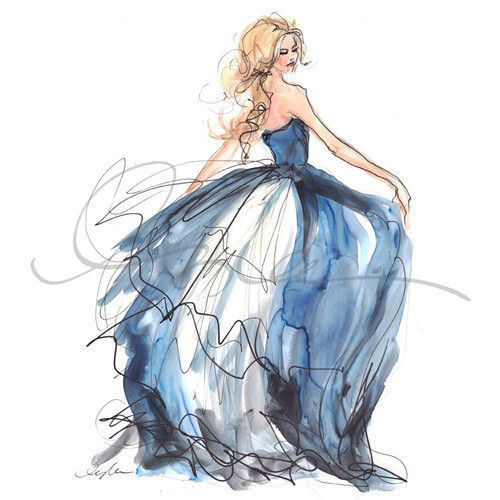 the blue dress discovered on imgfave com