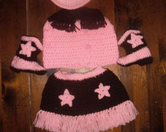 d0d2fb4e15b crochet pattern for cowgirl outfit