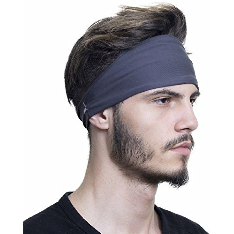 Mens Headband   Sweatband Best for Sports 8c056faf793