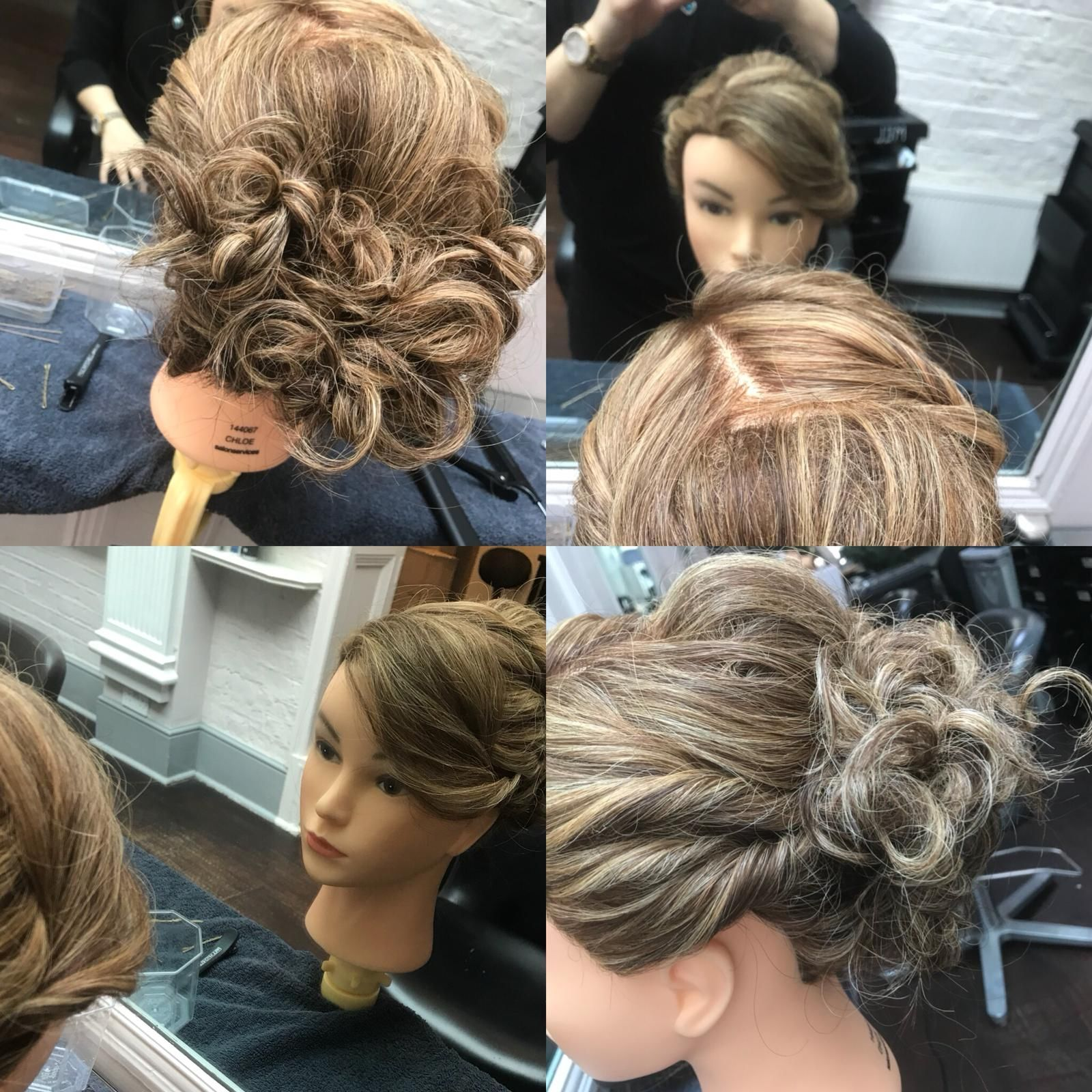 Some More Experimental Styles By Mel Roxbyhair Development Research Beckenham Salon Hairdressers Hairdresser Style Sty Hair Styles Hair Hair Salon