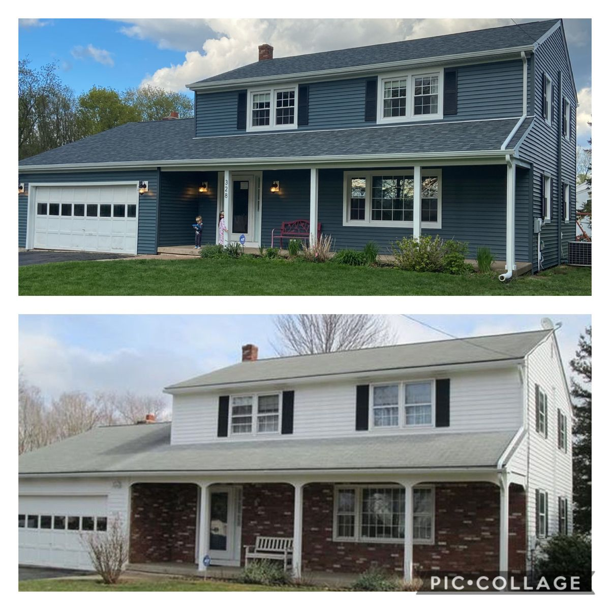 Deep Water In 2020 Siding Colors New Homes House