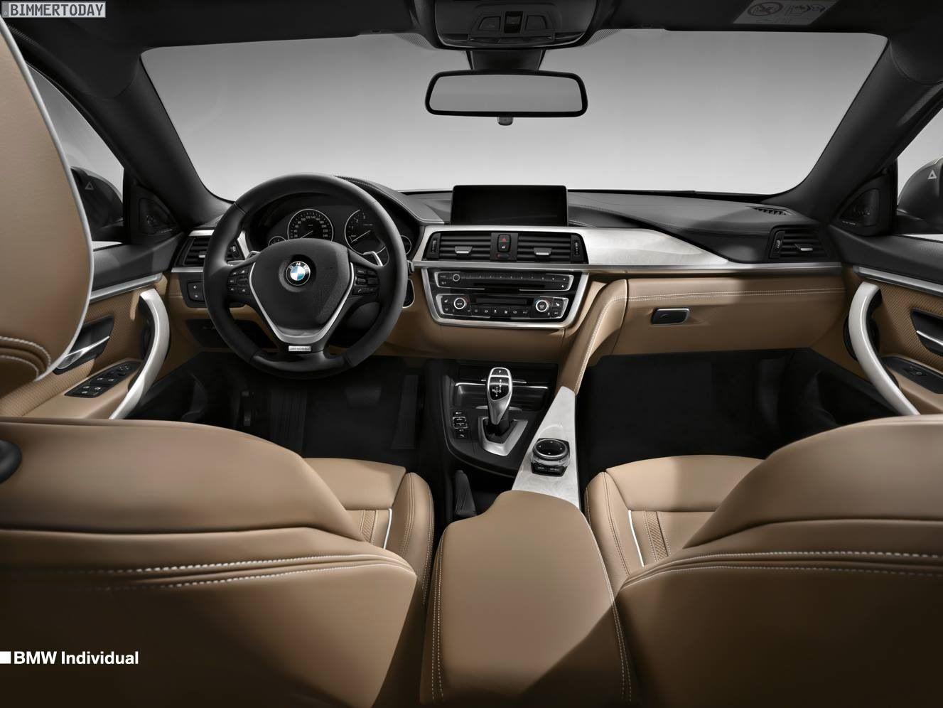 BMW 4 series Gran Coupe Individual Interior  BMW  Pinterest