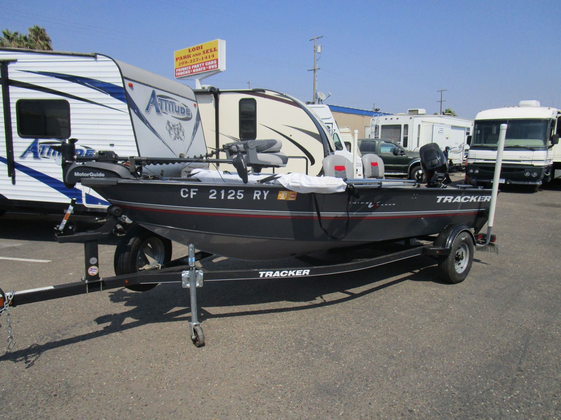 Boat for sale: 2017 Tracker Guide V-16 Laker DLX Fishing Boat 16' in Lodi  Stockton CA | Fishing boats, Fishing boats for sale, Boat covers