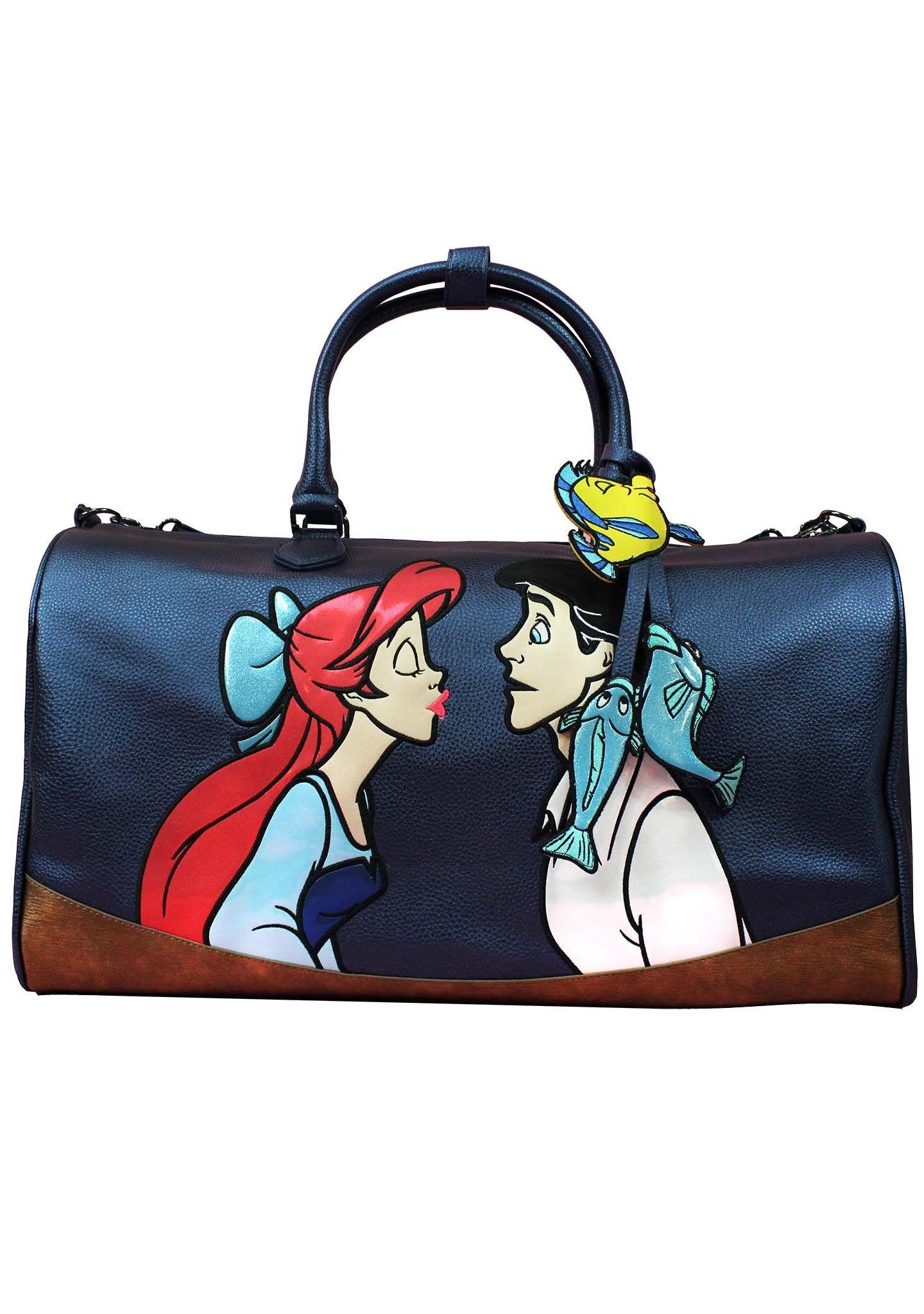 X Disney Little Mermaid Travel Bag