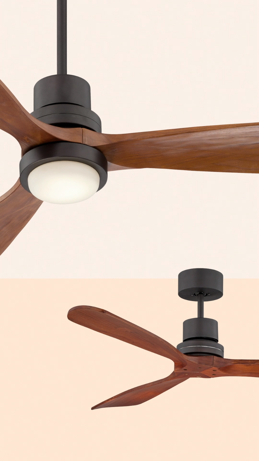 Are You As Big A Fan Of Ceiling Fans As We Are Ceiling Fans Are Available From Lamps Plus In Video Modern Ceiling Fan Tropical Ceiling Fans Ceiling Fan Chandelier