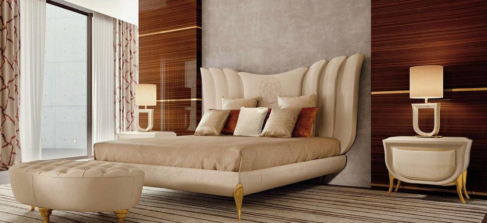 Modèle Chambre à coucher de luxe | Idées Maison en 2019 ...