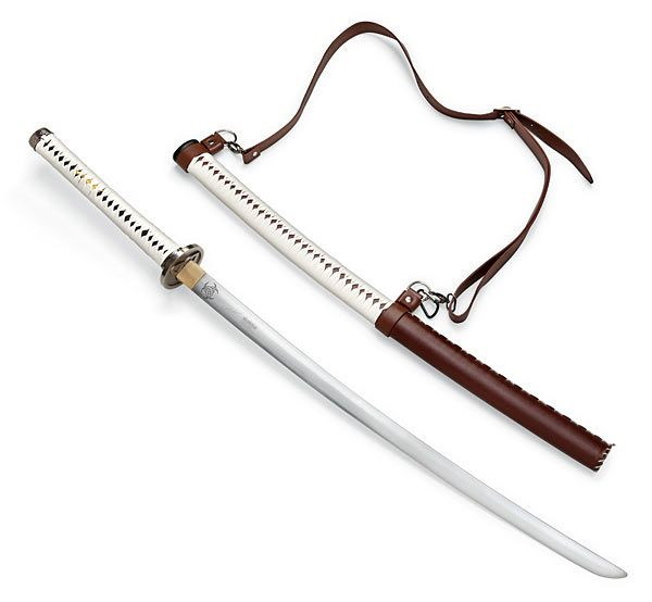 Michonne's Katana from The Walking Dead. I mean, come on, you need it!