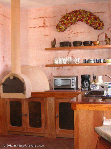 Cucina In Muratura Con Forno A Legna.Cucina Con Forno A Legna Per Pizze Ronfo Home Kitchens