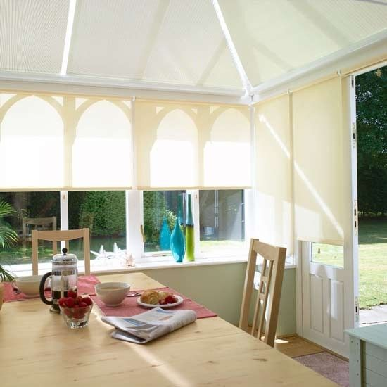 Awesome Sunroom Blinds Ideas