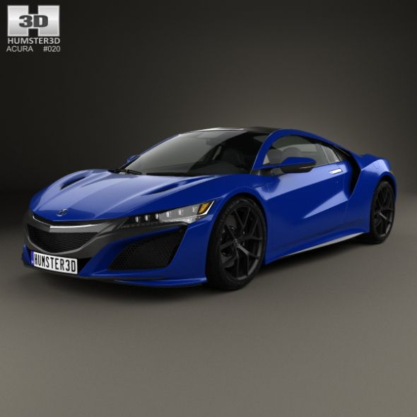 Acura Nsx, Nsx, Small Luxury Cars