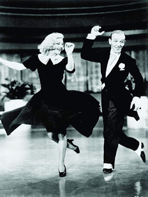 DVD & Bluray SWING TIME (1936) Starring Fred Astaire and