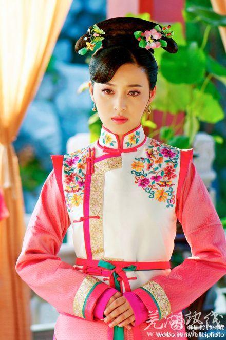 Qing dynasty, Manchu dress