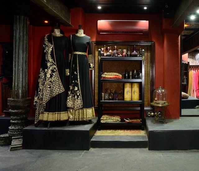 Room Decoration with Dupatta
