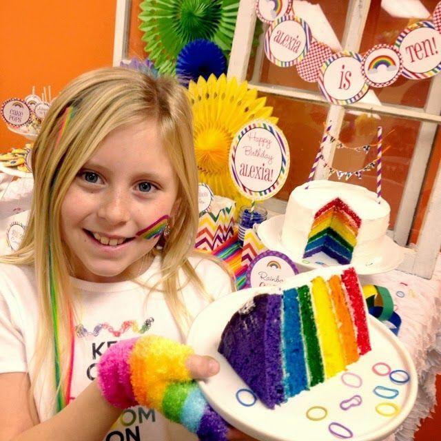9th Birthday Decoration Ideas