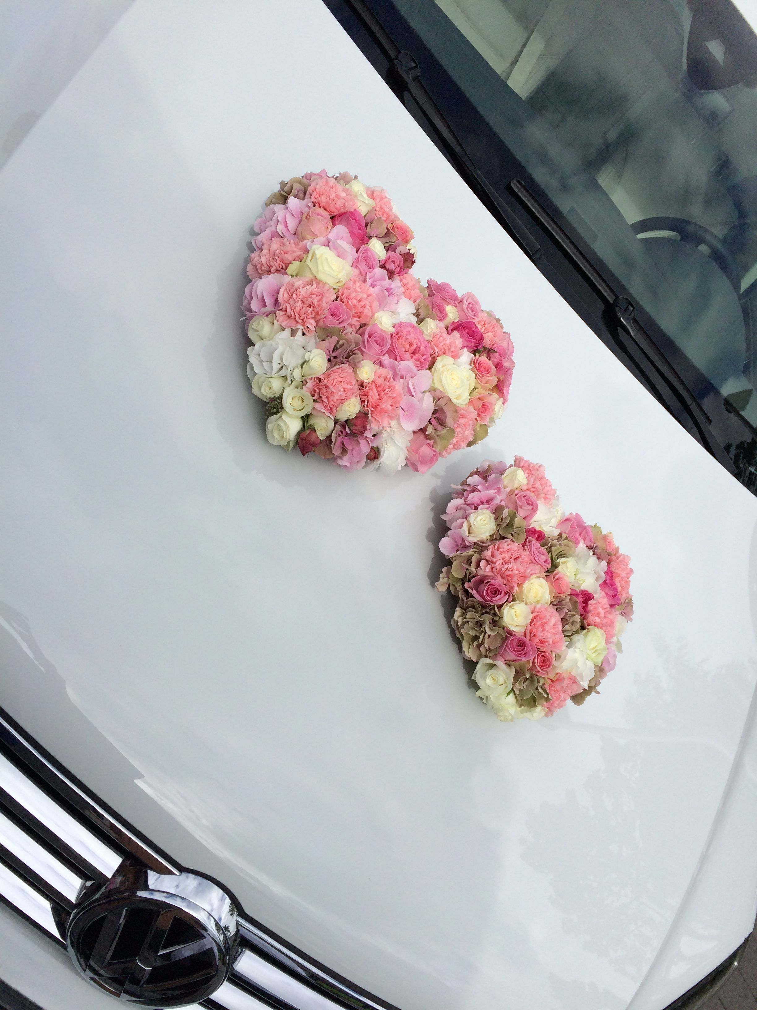 Auto Schmuck Wedding Car Pinterest Hochzeit Auto Autoschmuck