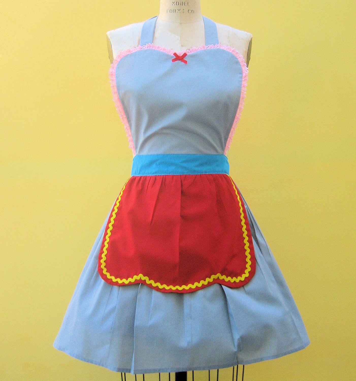 Snow white apron etsy - Snow White Apron Etsy 43