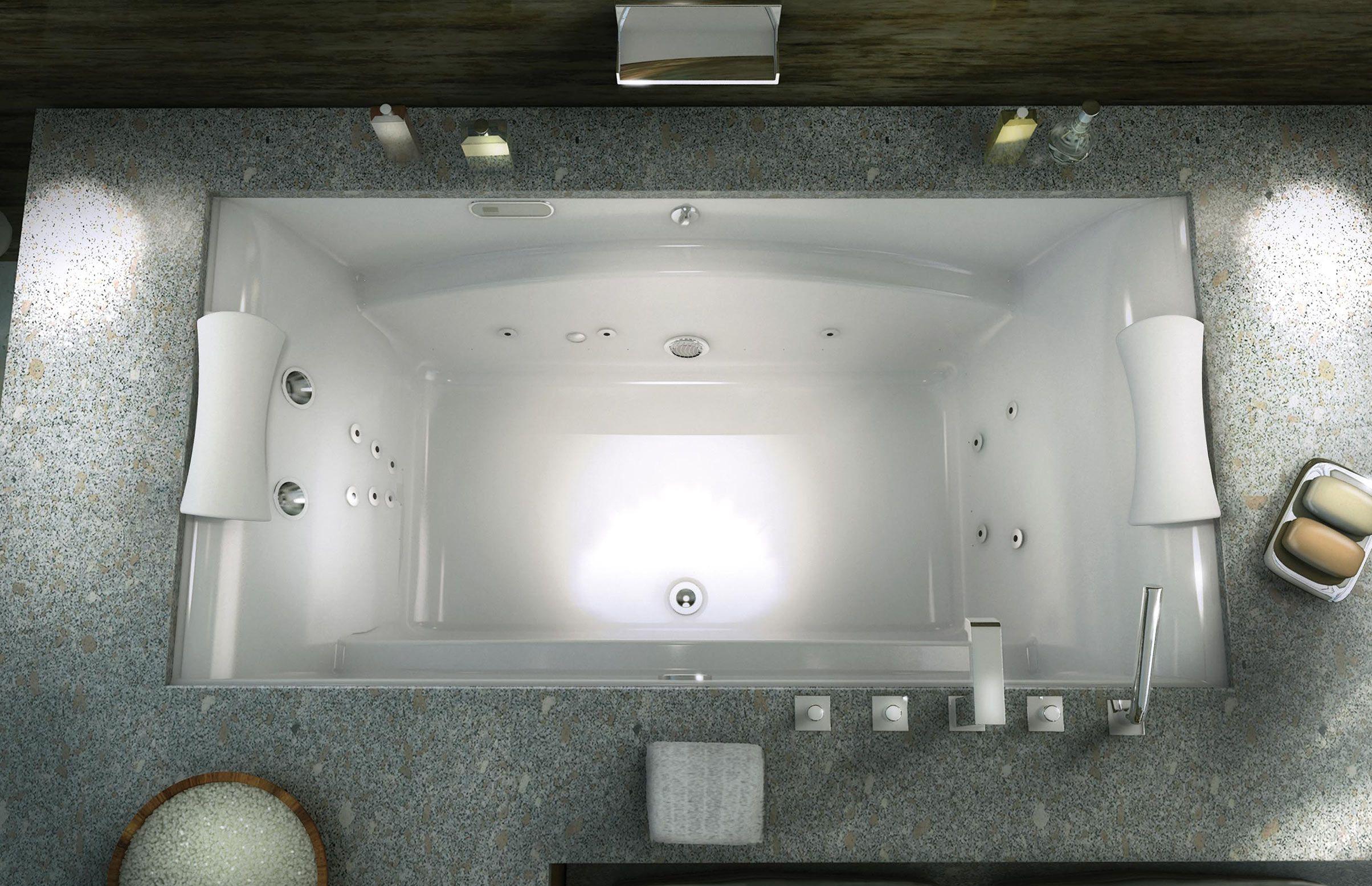 Master Bathroom Remodel Layout Bathtubs Soaking Tubs