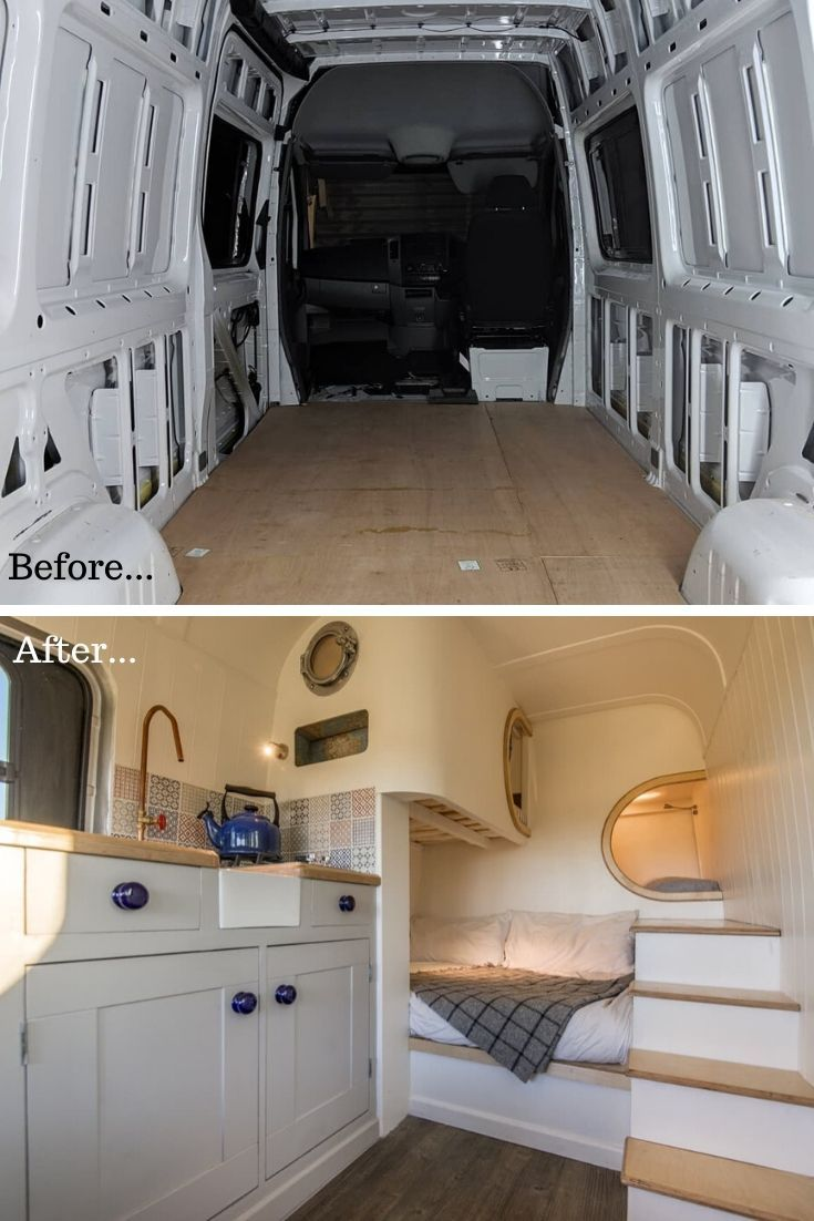 Photo of 7+ Sprinter Van Conversions to Inspire Your Custom RV Build