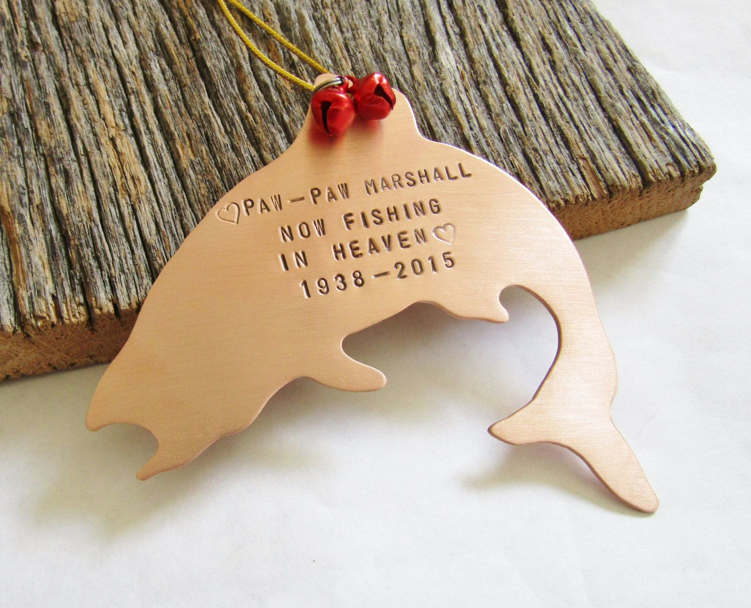 Dad christmas ornament - In Memory Of Dad Christmas Ornament Memorial Gift Great Grandpa Father S Day Paw Paw In Loving
