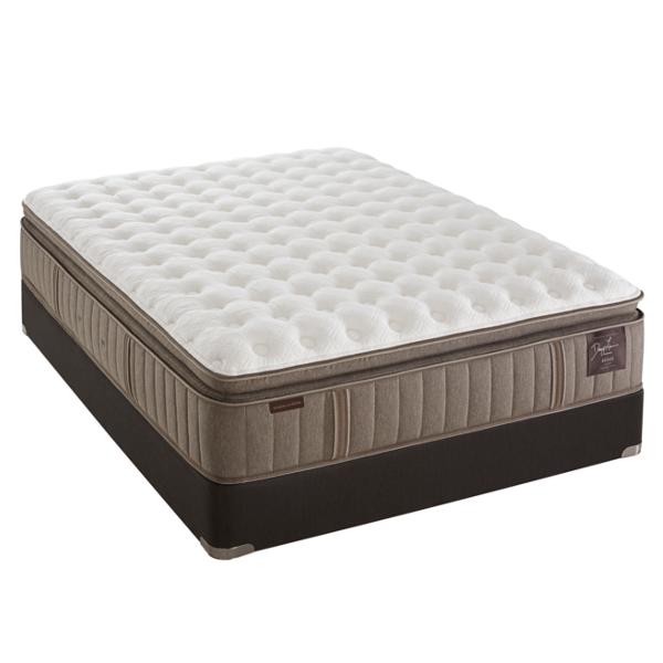 Stearns Amp Foster Reservoir V Plush Pillow Top Mattress