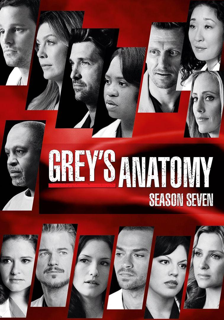 Cartel Anatomía De Grey Temporada 7 Poster 17 Sobre Un Total De 58 Sensacine Com Anatomía De Grey Peliculas En Cartelera Anatomía