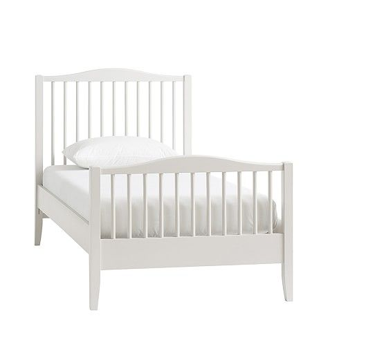 Emerson Bed Full Cloud White In Home Delivery Bed Furniture
