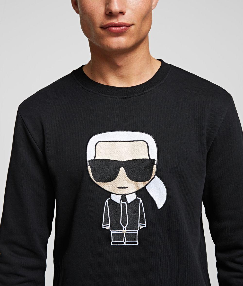 Karl Lagerfeld Karl Ikonik Sweatshirt Karl Lagerfeld Sweatshirt Karl Lagerfeld Sweater Karl Lagerfeld Fashion [ 1177 x 1000 Pixel ]