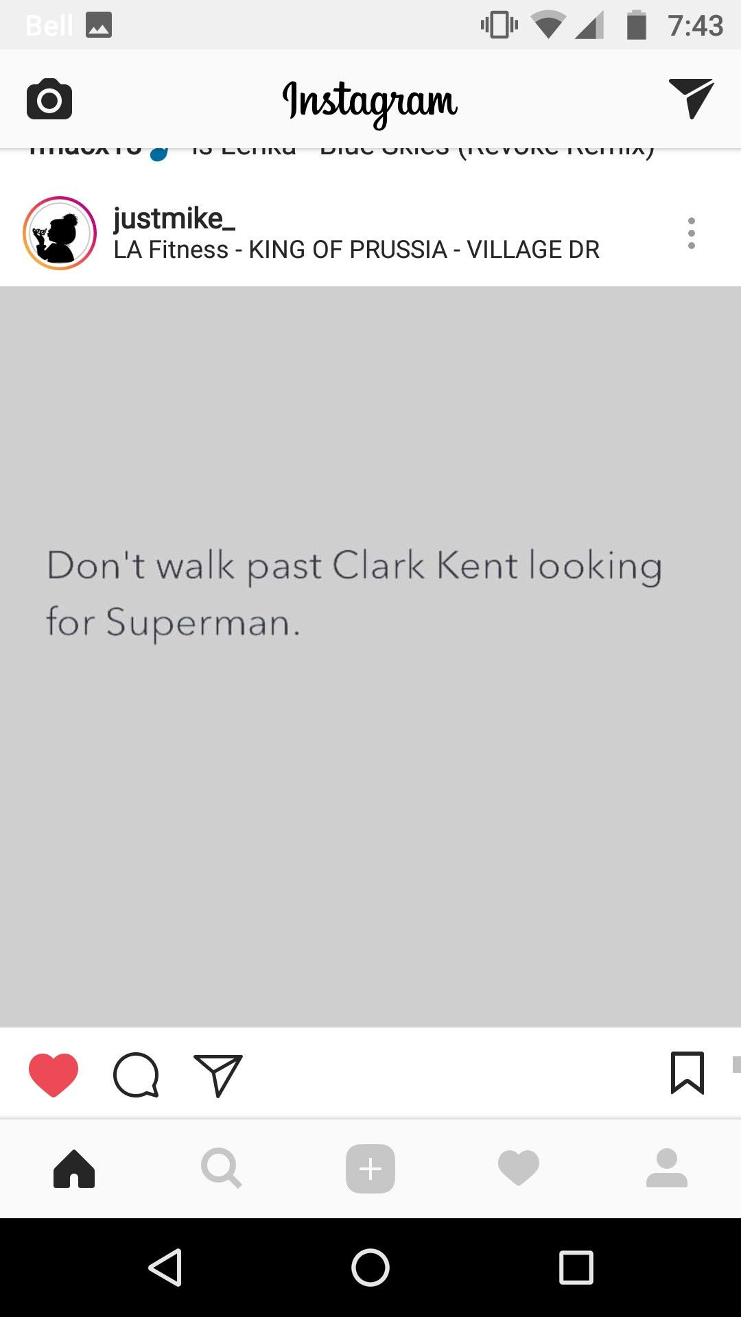 Pin By Hibah Mirza On Things To Live By King Of Prussia La Fitness Clark Kent