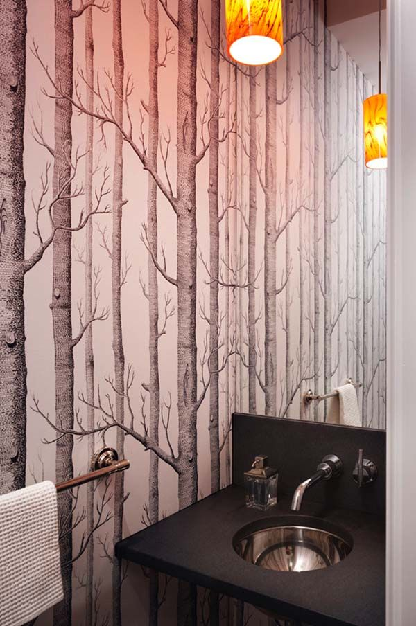 Have A Look At Some Extremely Creative Ways To Showcase Wallpaper On Your  Walls That Will Surely Impress You To Incorporate It Into Your Design  Scheme.
