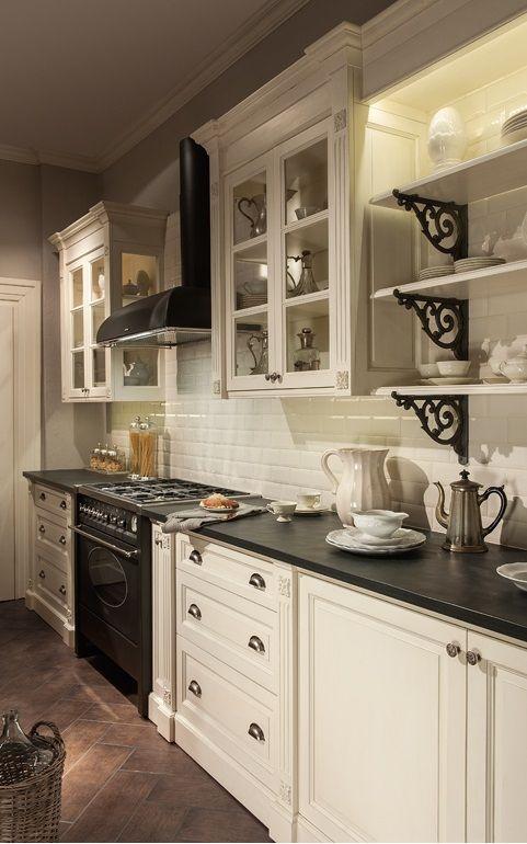 Meble Do Kuchni W Stylu Prowansalskim Kitchen Interior White Kitchen Kitchen Cabinets