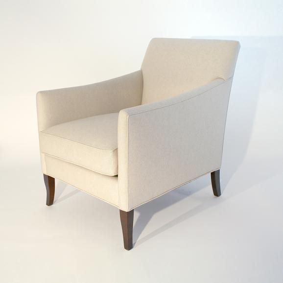Chloe Extra Deep Chair | Shop: Custom Furniture | Sarah Richardson Design