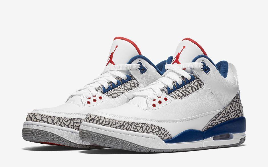 "reputable site bf5d6 be416 Air Jordan 3 Retro OG ""True Blue"" Dropping on Black Friday - EU Kicks  Sneaker Magazine"