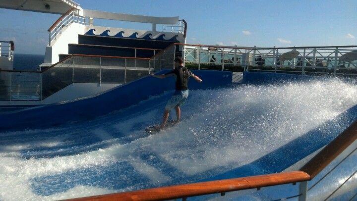 Flow Rider Pool