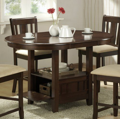 Dining room table with storage underneath | design ideas 2017-2018 ...