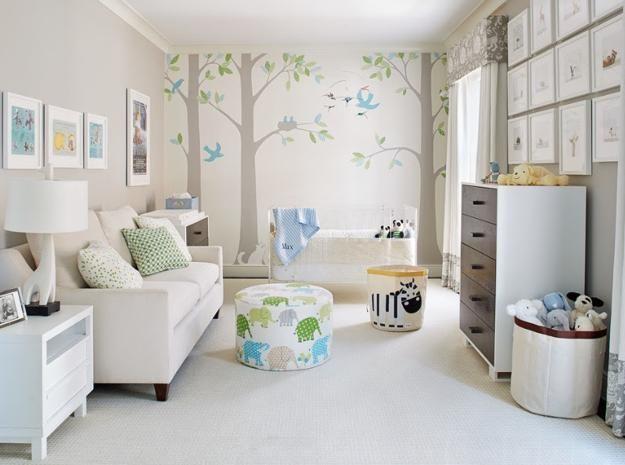Smart Baby Room Design and Modern Baby Nursery Decorating Ideas ...