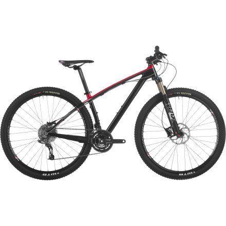 Diamondback Overdrive Carbon Complete Mountain Bike Red Xl