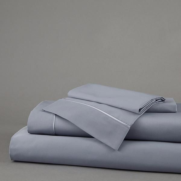 Degree 3 100% Pima Cotton Bed Sheets In Dusk Blue #BedSheets