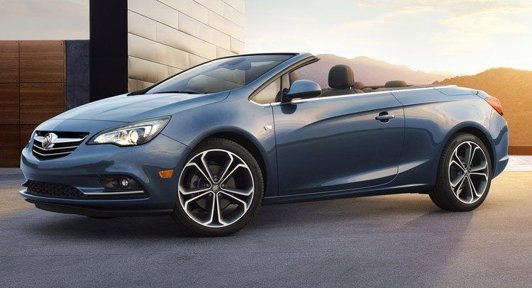 New Buick Cascada Is An Audi A5 Cabrio Sized Convertible Priced Less Than An A3 Cabrio Carscoops Auto S