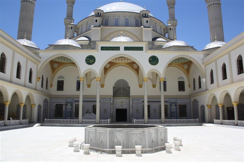 Image result for Mosquée de Nizamiye